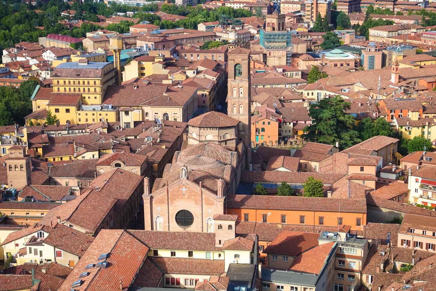Bologna tegenwoordig