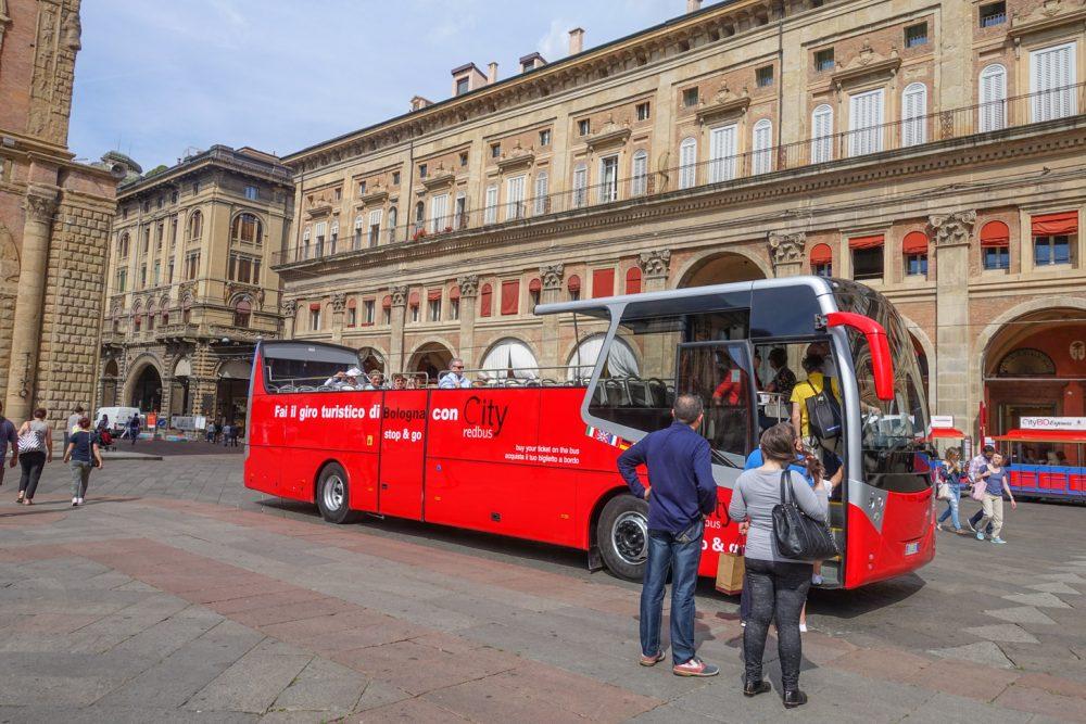 Reizen in Bologna