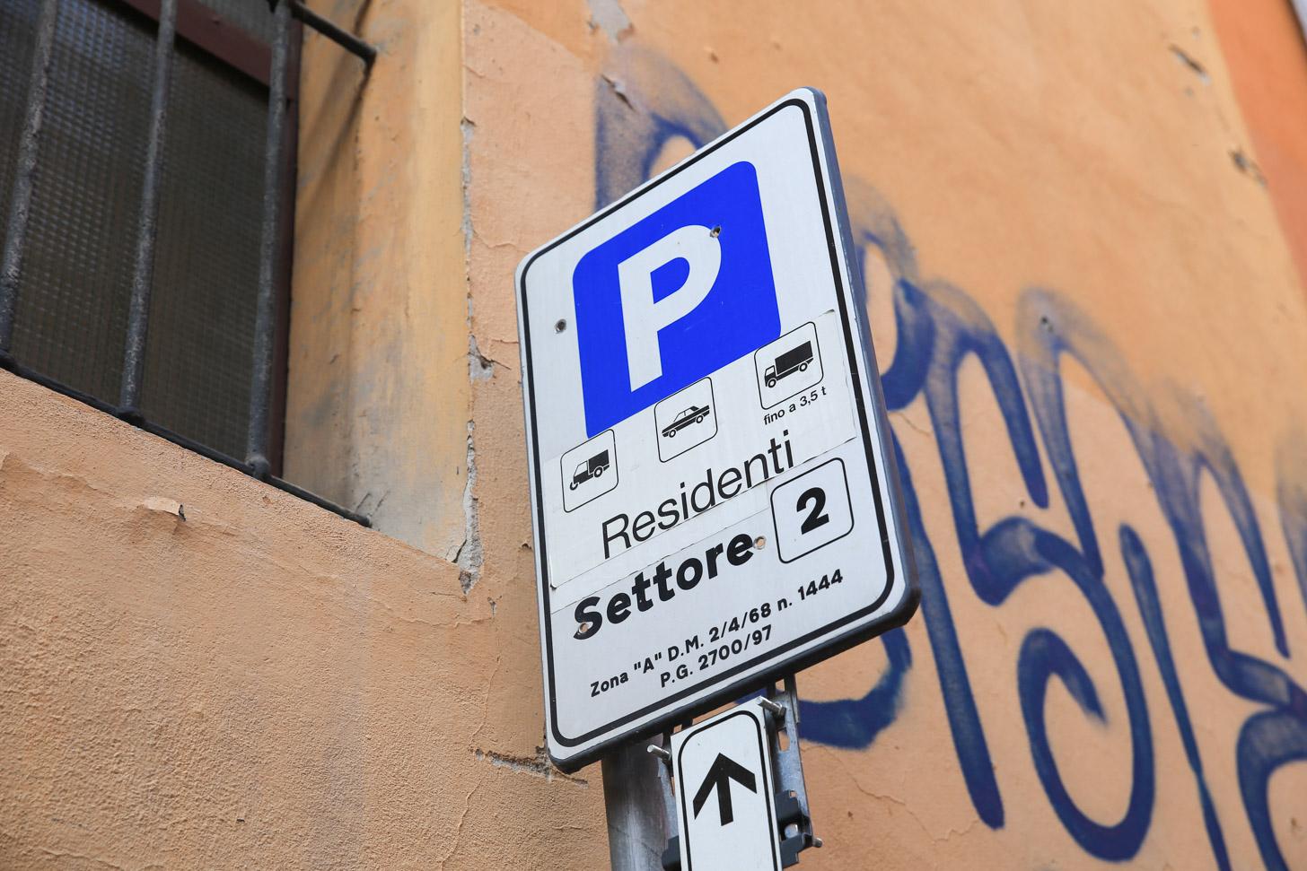 Parkeren in Bologna